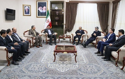 The President of SAC Visited Yazd Province
