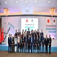 SAC Delegates Participated in the Workshop on Introduction to Ethics Audit - Turkey